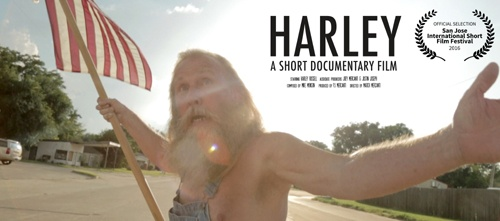Harley Russell documentary premieres Saturday at short-film festival