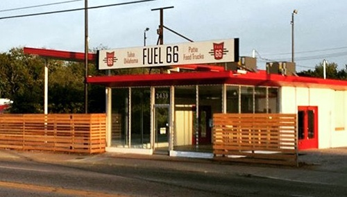 Fuel 66 food-truck court's grand opening set for this weekend