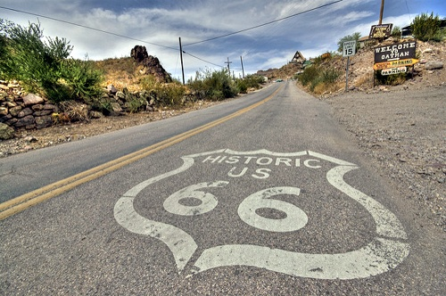 Happy 90th birthday, Route 66!