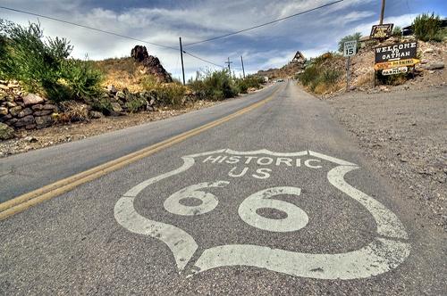 Happy 90th birthday, Route 66!