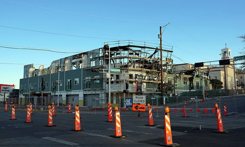 Central Avenue businesses report 30 percent drop from ART construction