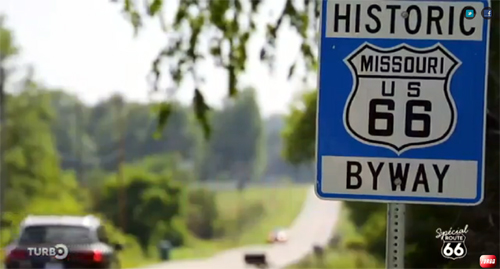 Two-part French program features Route 66