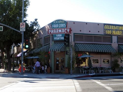 Fair Oaks Pharmacy, South Pasadena