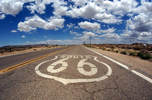 Research Route 66 plans online directory, retrospective