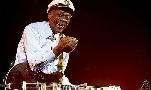 Chuck Berry, R.I.P.