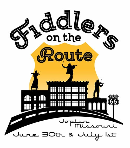 Fiddlers on the Route logo