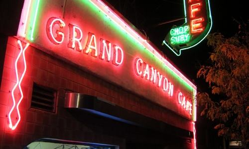 Grand Canyon Cafe in Flagstaff reopens