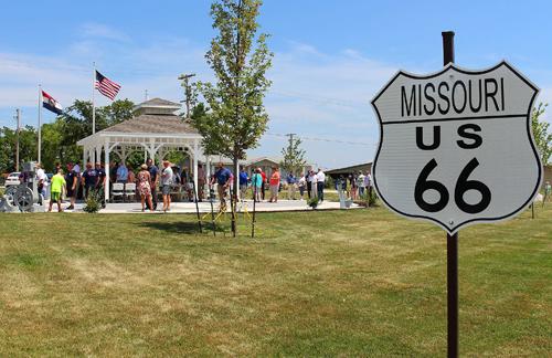 Cardinal Route 66 Memorial Park