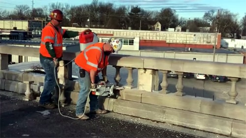 Spindles from old Carthage bridge likely will be sold