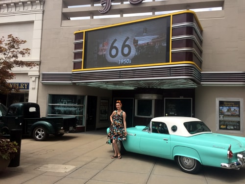 New Route 66 exhibit opens in History Museum on the Square