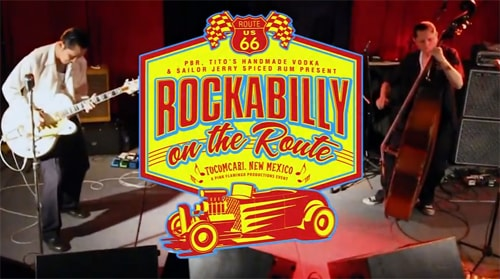 Replacement festival opposed for Rockabilly on the Route