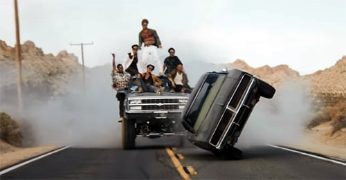 """Japanese pop group Exile the Second produces """"Route 66"""" video"""