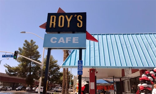 Restaurant Inspired By Roy S Of Amboy Opens In Barstow