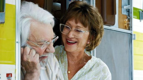 """""""The Leisure Seeker"""" gets mediocre reviews at Venice film festival"""
