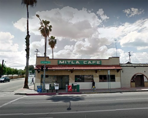 Mitla Cafe of San Bernardino finishes in Final Four of tortilla tournament