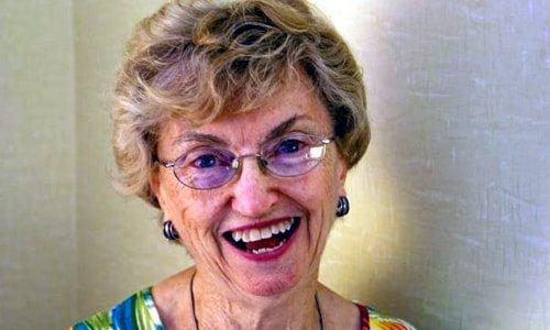 Route 66 cookbook author Marian Clark in hospice care