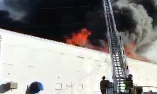 Warehouse fire destroys inventory by several Route 66 authors