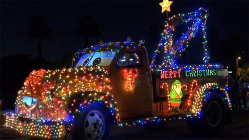 A Christmas card from Arizona