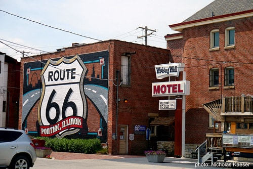 Extreme cold closes Illinois Route 66 Museum in Pontiac until Jan. 8