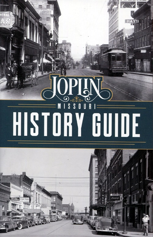 Joplin History Guide re-released and expanded