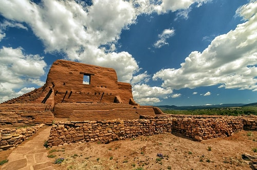 Pecos National Historical Park visitors center to receive an upgrade