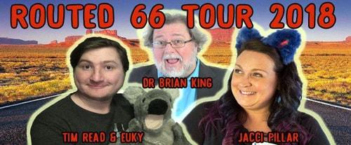Comedy tour seeks venues for Route 66 tour