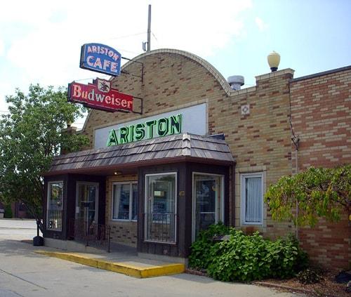Lawmaker hails Ariston Cafe's 95th anniversary on House floor