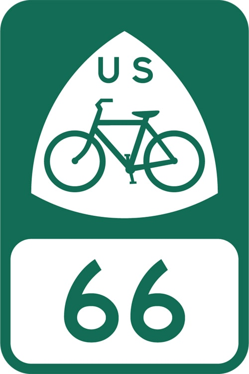 Ribbon-cutting set for Sunday for U.S. Bicycle Route 66