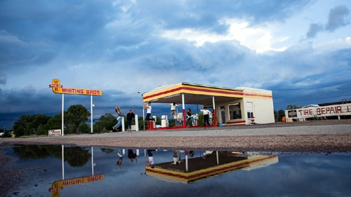 Stories on Preserve Route 66 trip drew potential audience of 1.1 billion