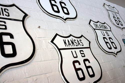 Route 66 group soon will survey foreign travelers