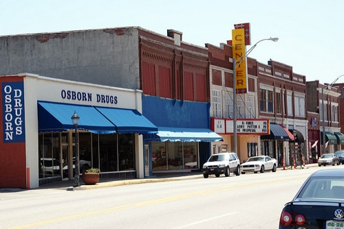 Vinita wins $25,000 to help enhance its downtown