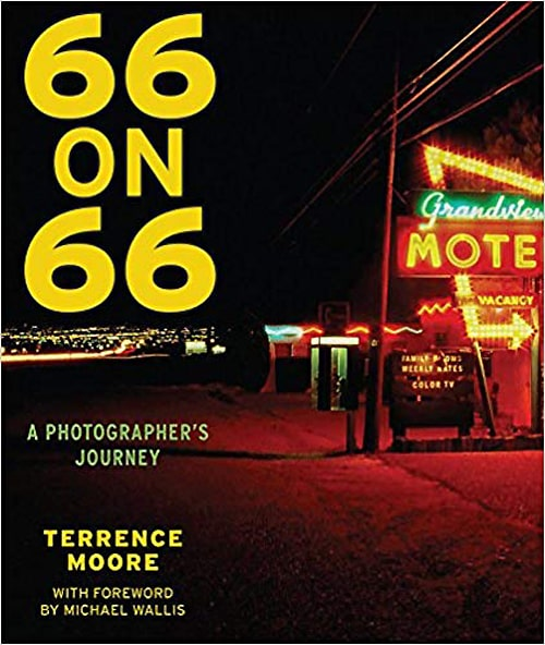 Route 66 Pathways  Project - Magazine cover