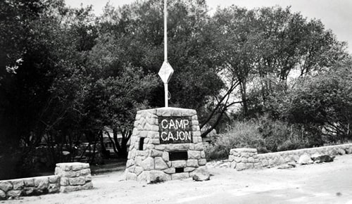 Dedication of Camp Cajon monument planned for July 4