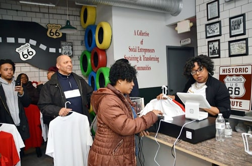 Route History store combines Route 66 souvenirs, local African-American history