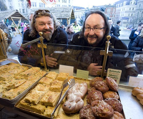 """BBC's """"Hairy Bikers"""" show doing a series about Route 66"""