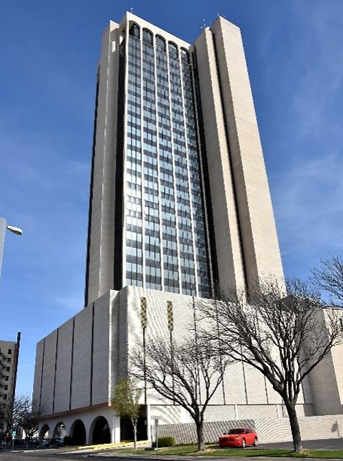 Amarillo's tallest building named to National Register of Historic Places