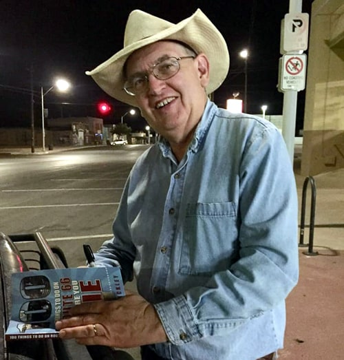 Kingman's vice mayor donates salary to Jim Hinckley's Route 66 marketing efforts