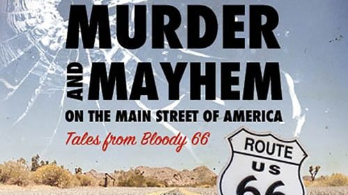 """Murder and Mayhem on the Main Street of America"" will be published next month"