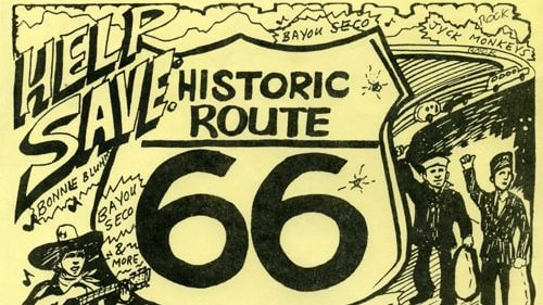 New Mexico Route 66 Association marking 30th anniversary Saturday