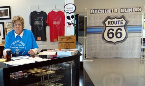 Matriarch of Litchfield Museum and Route 66 Visitors Center dies