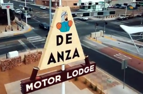 De Anza Motor Lodge likely will be booking overnight guests