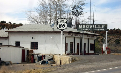 Much chatter about not much with Budville story