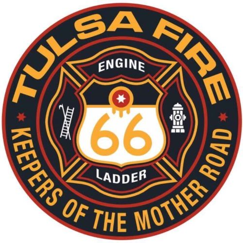 Fire station in Tulsa rededicated for Route 66