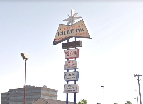 America's Value Inn in Tulsa becomes second Route 66 motel destroyed by fire in a month
