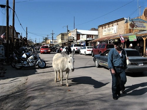 Old Route 66 Ranch complex planned outside of Oatman