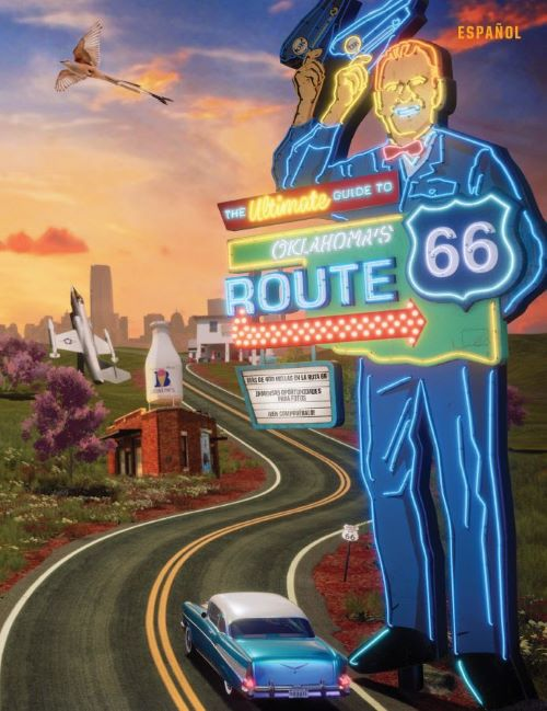 Spanish-language version of Oklahoma Route 66 Guide now available for download