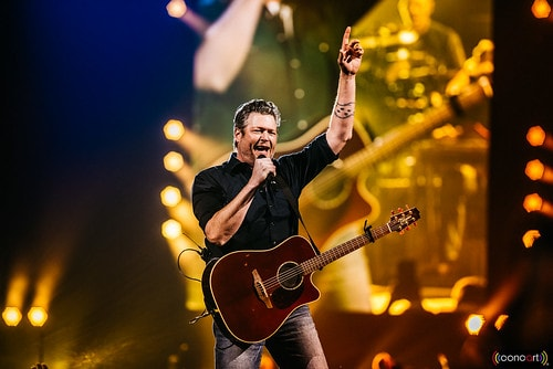 Blake Shelton concert to be simulcast at 300 drive-ins, including three on Route 66