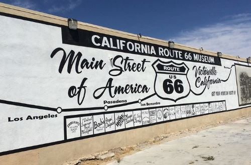 Endangered California Route 66 Museum to hold car show as a fundraiser