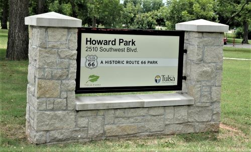 Howard Park in Tulsa may be converted into an RV park