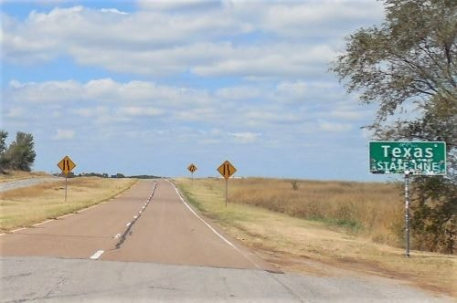 Route 66 in Wheeler County, Texas, added to National Register of Historic Places